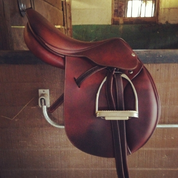 butet saddle | the legal equestrian