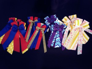 Rosie Bowsie Pony Bows available at Equestr LifeStyle